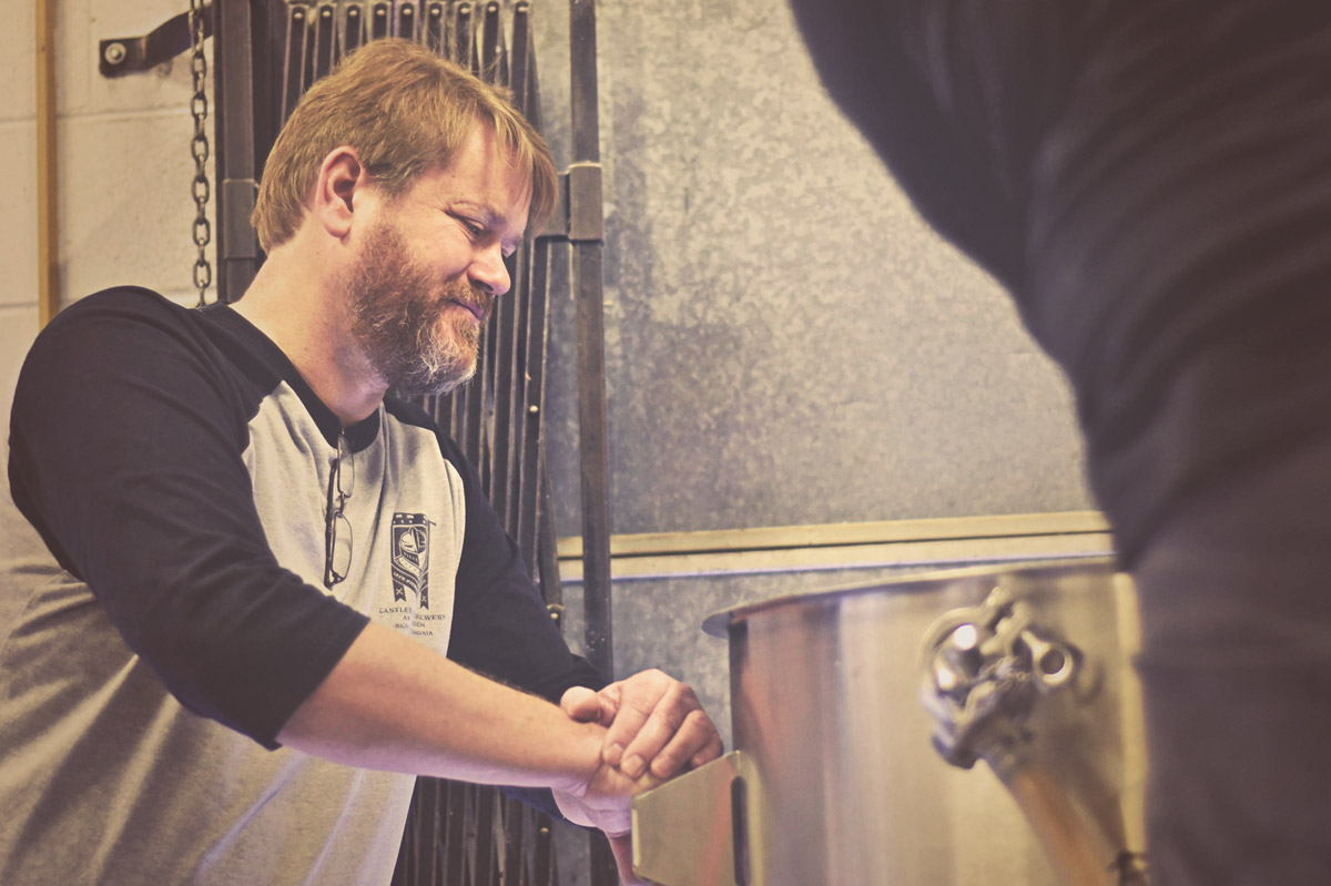 Karl Homburg - Castleburg Brewery